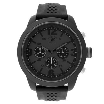 Beverly Hills Polo Club Men's Strap Watch