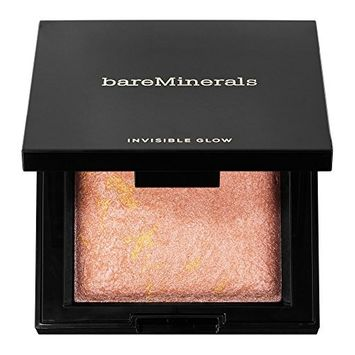 BAREMINERALS Mini Invisible Glow Powder Highlighter in Medium 0.07 oz/ 2g