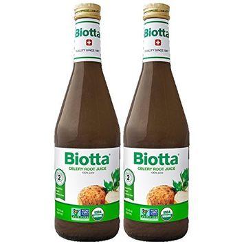 Biotta Celery Root Juice (Pack of 2)