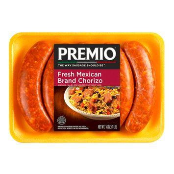 Premio Mexican Chorizo Sausage