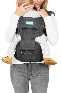 MOBY® 2-in-1 Carrier + Hip Seat