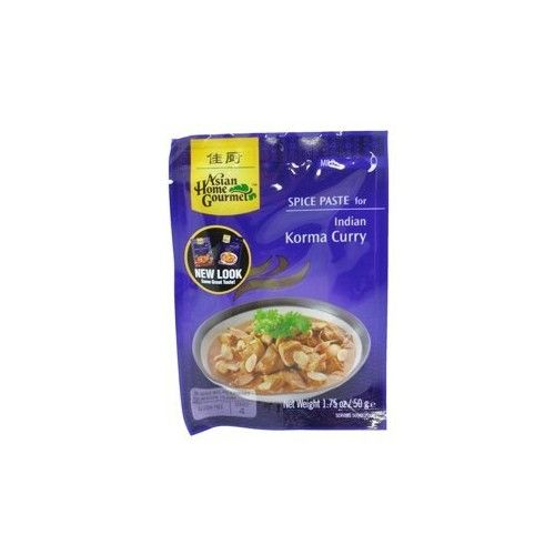 Asian Home Gourmet Indian Korma Curry Mild 1.75 Oz