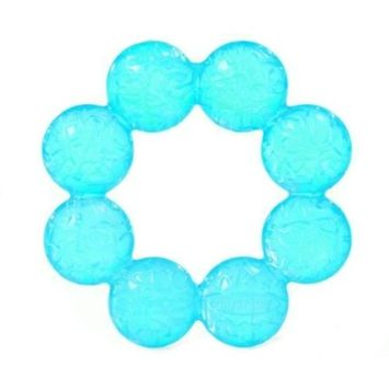 Infantino Blue Water Teether Baby Toy