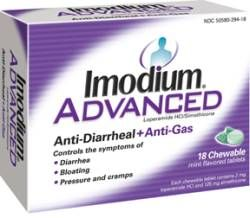 Imodium Advanced Anti-Diarrhea With Loperamide HCI