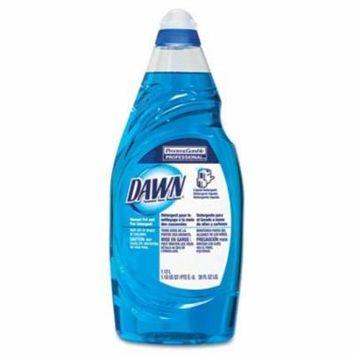 Dawn Dishwashing Liquid, 38 oz Bottle, 8/Carton