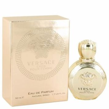 Versace Eros by Versace - Women - Body Lotion 6.7 oz