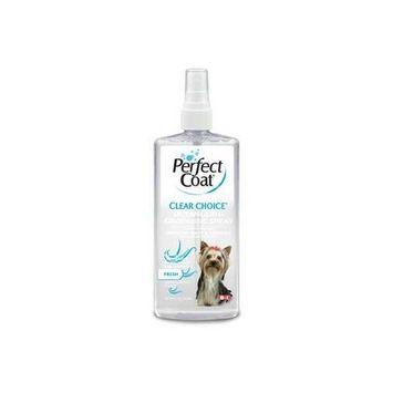 Perfect Coat Clear Choice Groom Spray 10oz By BND