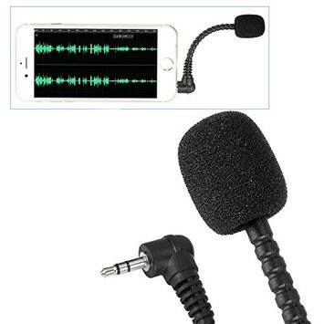 Neewer (2)3.5mm Flexible Mini Microphone