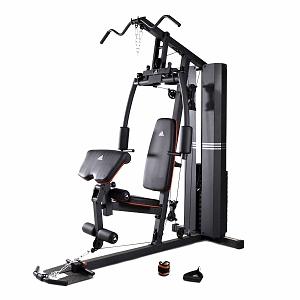 Funeral Críticamente obtener  adidas 200 lb. Stack Home Gym Reviews 2021