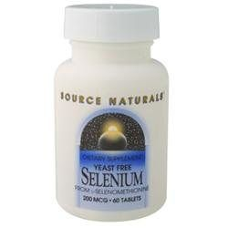 Source Naturals Selenium from L-Selenomethionine