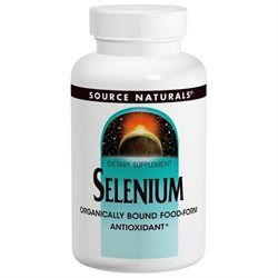Source Naturals Selenium - 100 mcg - 100 Tablets