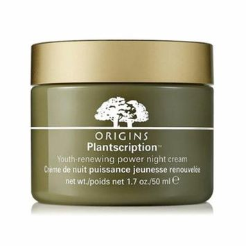 origins plantscription youth-renewing power night cream