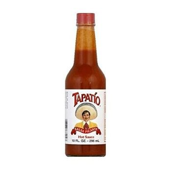 Tapatio Salsa Picante Hot Sauce, 10 oz - (6-(Pack))