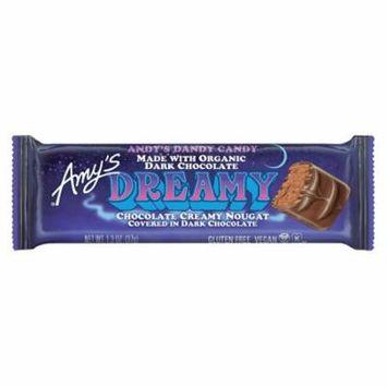Amy's Candy Bar - Organic - Dreamy - Case Of 12 - 1.3 Oz
