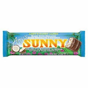 Amy's Candy Bar - Organic - Sunny - Case Of 12 - 1.3 Oz