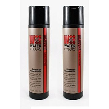 Tressa Water Colors Crimson Splash Shampoo 8.5 oz (Set of 2)