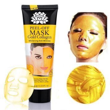 Tonewear 24K Gold Collagen Mask Whitening Anti-Wrinkle Peel-off Facial Masks