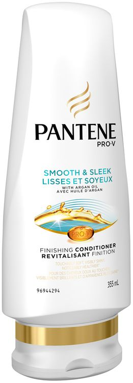 Pantene Pro-V Smooth and Sleek Frizzy Conditioner