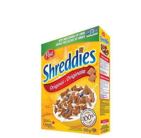 Post Foods Shreddies