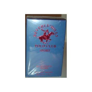 Beverly Hills Polo Club Sport Eau de Toilette for Men, 75 ml.