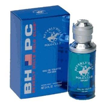 Beverly Hills Polo Club ampcbh34s 3.4 Oz. Eau De Toilette Spray For Men