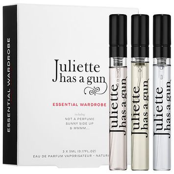 Juliette Has a Gun Essential Wardrobe Gift Set 3 x 0.17 oz/ 5 mL