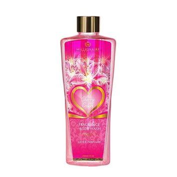 Millionaire Beverly Hills 11044 250 ml Cherry Crush Fragrance Body Lotion for Women