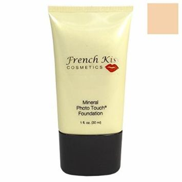 French Kiss Mineral Photo Touch Foundation Cream Beige 1oz