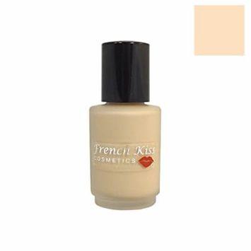 French Kiss Matte Foundation Oil Free Cream Beige 1oz
