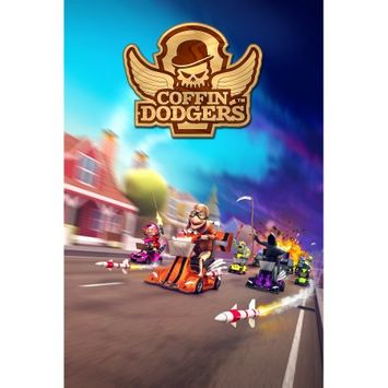 Merge Games Coffin Dodgers (PC) (Digital Download)