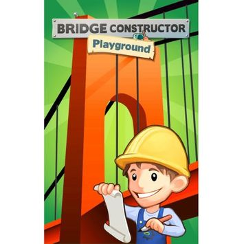 Merge Games Bridge Constructor Playground (PC) (Digital Download)