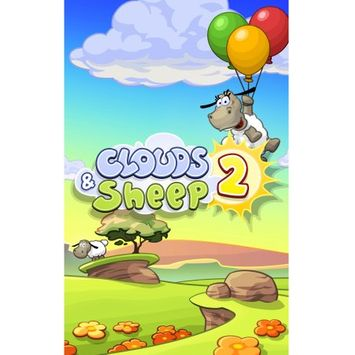 Merge Games Clouds & Sheep 2 (PC) (Digital Download)