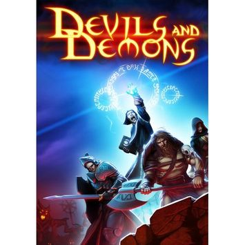 Merge Games Devils and Demons (PC) (Digital Download)