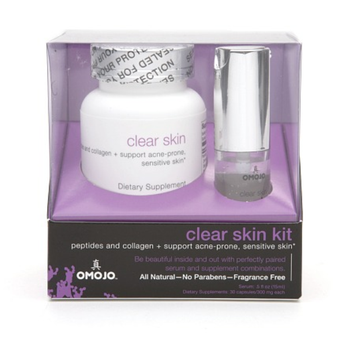 Omojo Clear Skin Kit