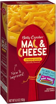 Betty Crocker™ Cheese Pizza Mac & Cheese