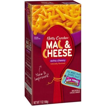 Betty Crocker™ Extra Cheesy Mac and Cheese