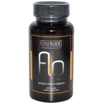 OneBode Flo - vegetarian enzymes & probiotics (90 capsules)