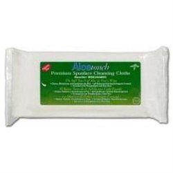 MEDLINE MSC263701 Aloetouch Wipes