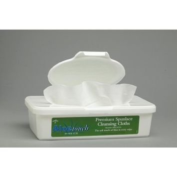 Aloetouch Wipes Scented/9 x 13/Qty 12