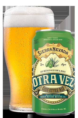 Sierra Nevada Otra Vez™ Lime & Agave