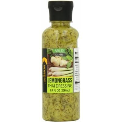 deSIAM Thai Dressing, Lemongrass, 8.4 Ounce