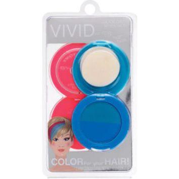 The Color Workshop Vivid Hues Vibrant Hair Chalk, 2CT