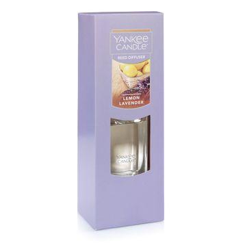 Yankee Candle Lemon Lavender Reed Diffuser 13-piece Set, Multicolor