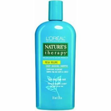 Natural Therapy Mega Volume Shampoo 12 oz. (Pack of 2)