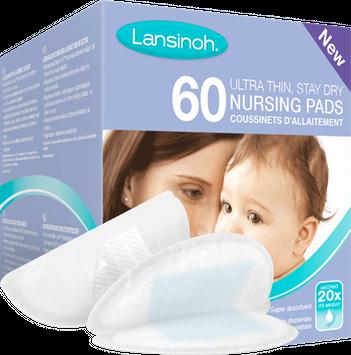Lansinoh® Ultra Thin Stay Dry Nursing Pads