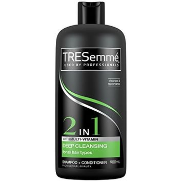 TRESemme Cleanse & Renew 2in1 Shampoo plus Conditioner 900ml