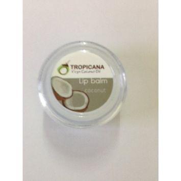 Tropicana Virgin Coconut Oil Lip Balm 10g. [Coconut Odor]