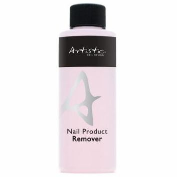 Artistic Nail Design Product Remover Spa Gel Manicure Soak Off Preparation 16 oz