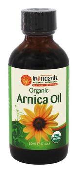 Inesscents Aromatic Botanicals - Organic Arnica Oil - 2 oz.