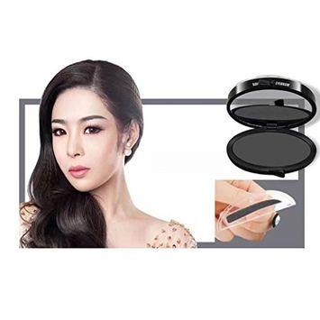 Eyebrow Powder,DEESEE(TM) Lazy Makeup Eyebrow Powder Brow Stamp Fashion Unique Brow Powder Makeup
